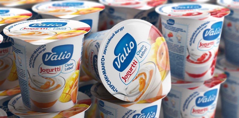 Valio комментирует запрет ввоза продовольствия в Россию